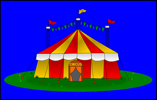 The Circus Guy, Ages 3-10 years