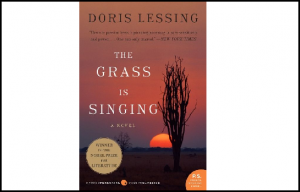 Book cover of The Grass is Singing by Doris Lessing