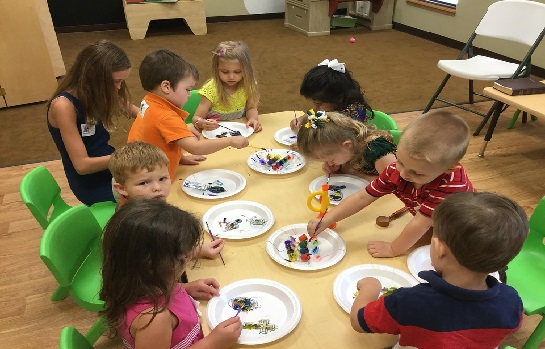 Crafty Tuesdays – Children Ages 3 Years to Entering K