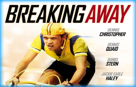 Film as Literature Classic Film Series: Breaking Away (1979) 100 min ***Cancelled***