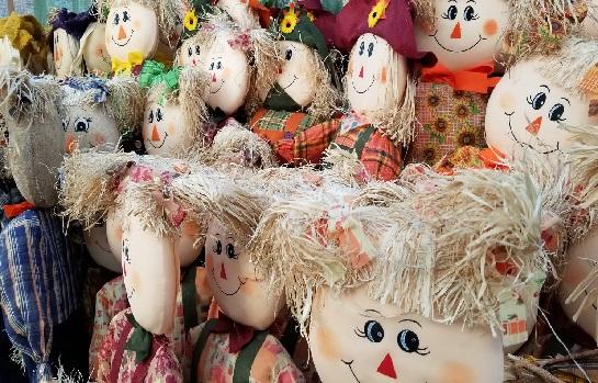 Family Scarecrow Festival