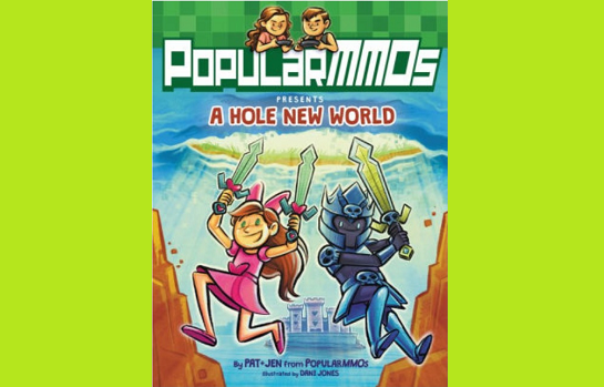 Cover of book, Popular MMOs Presents a Hole New World by Patrick Julianelle