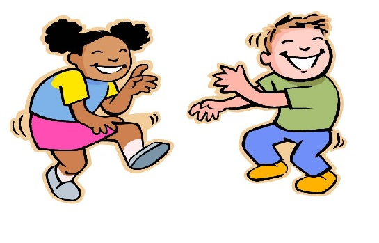 Dance With Me, Ages 3 & 4 years with parent/caregiver