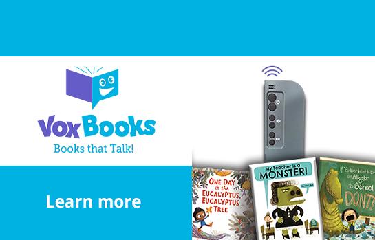 New Vox Books!!!