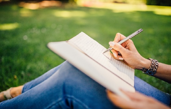 Writer as Observer