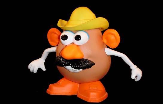 Tots Night Out: Mr. Potato Head, Ages 18-months to 5 years with a parent/caregiver