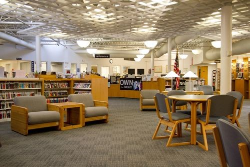 Friends of the Library Meetings