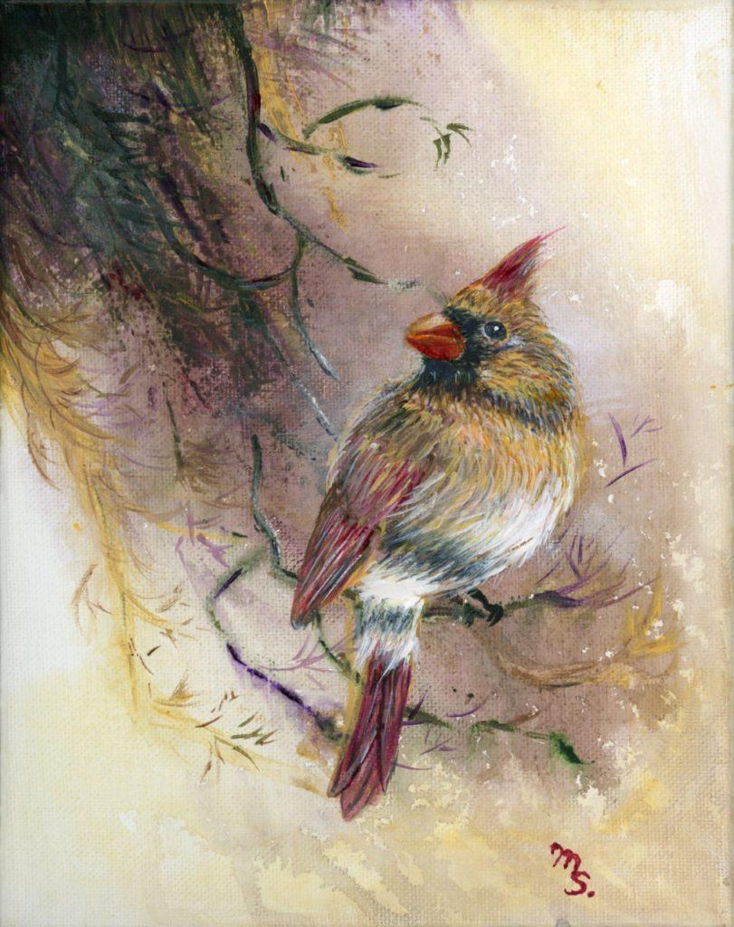 Art by Margaret Stolz