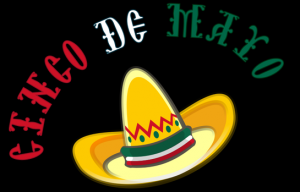 Celebrating Cinco de Mayo, May 5, 4:45 PM
