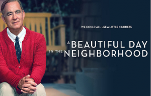 Movie Cover - A beautiful day in the neighborhood