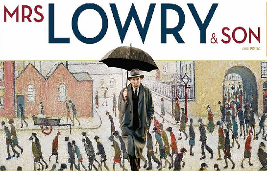 Movie cover - mrs lowry and son