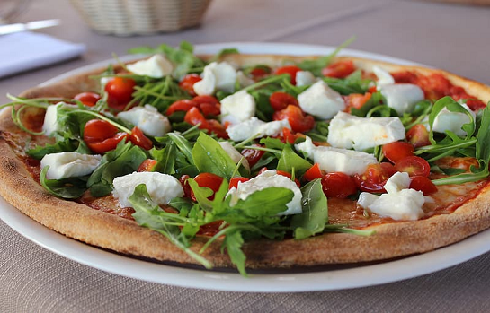 Cooking with Chef Rob Scott: Pizza Your Way (YA) ***Cancelled***