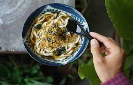 Bowl of Vegan style pasta