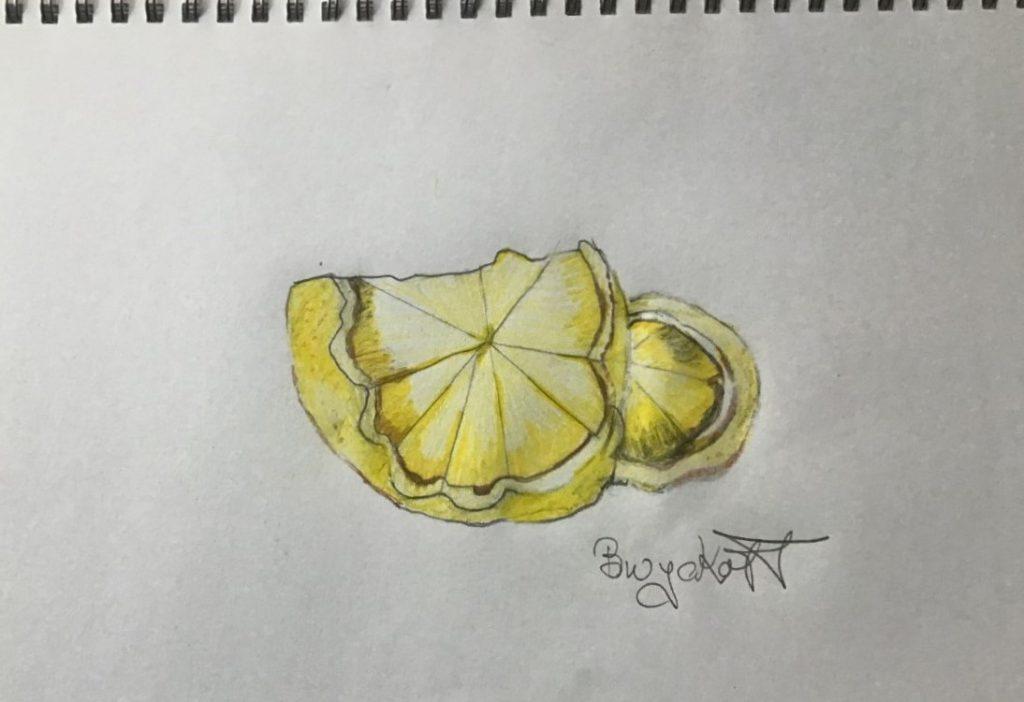 Lemon - Barbara Wyckoff