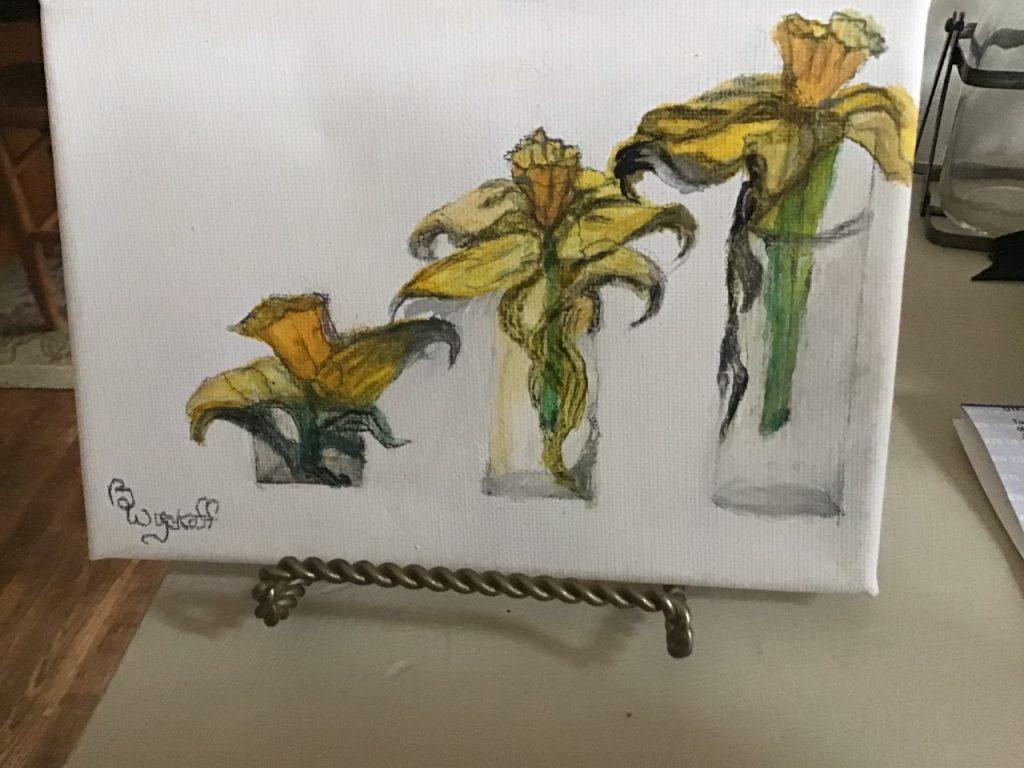 Daffodils - Barbara Wyckoff