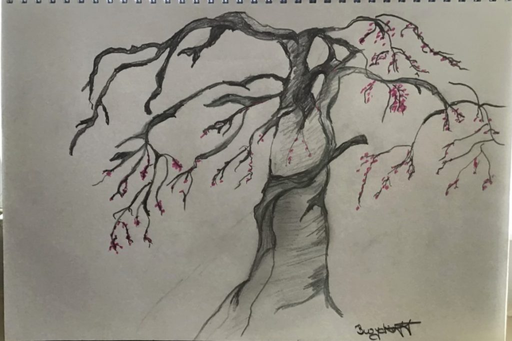 Art For Now - Tree - Barbara Wyckoff