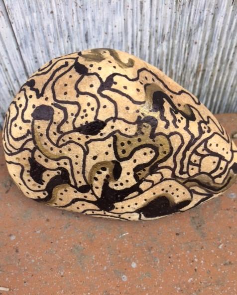 Stone Art - Barbara Wyckoff