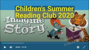 All About The Summer Reading Club