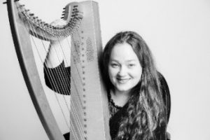 Kate Saxton - Harp Music With A Twist