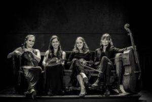 Concert- Quartet Salonnieres