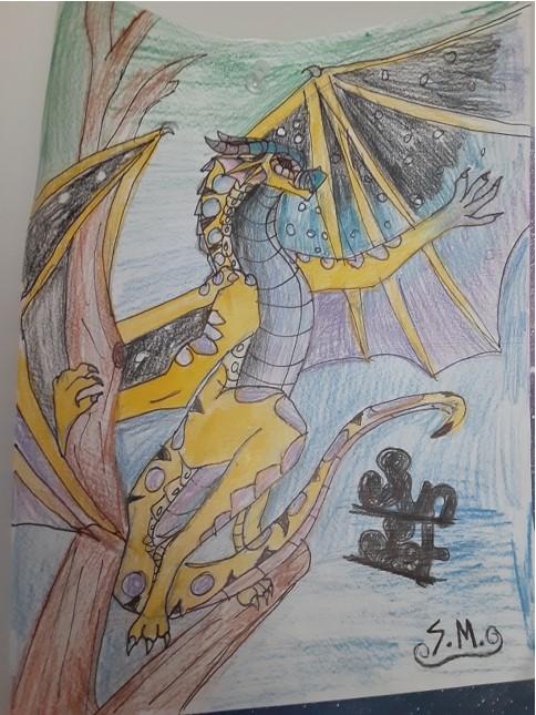 Wings of Fire, By Summer Murphy