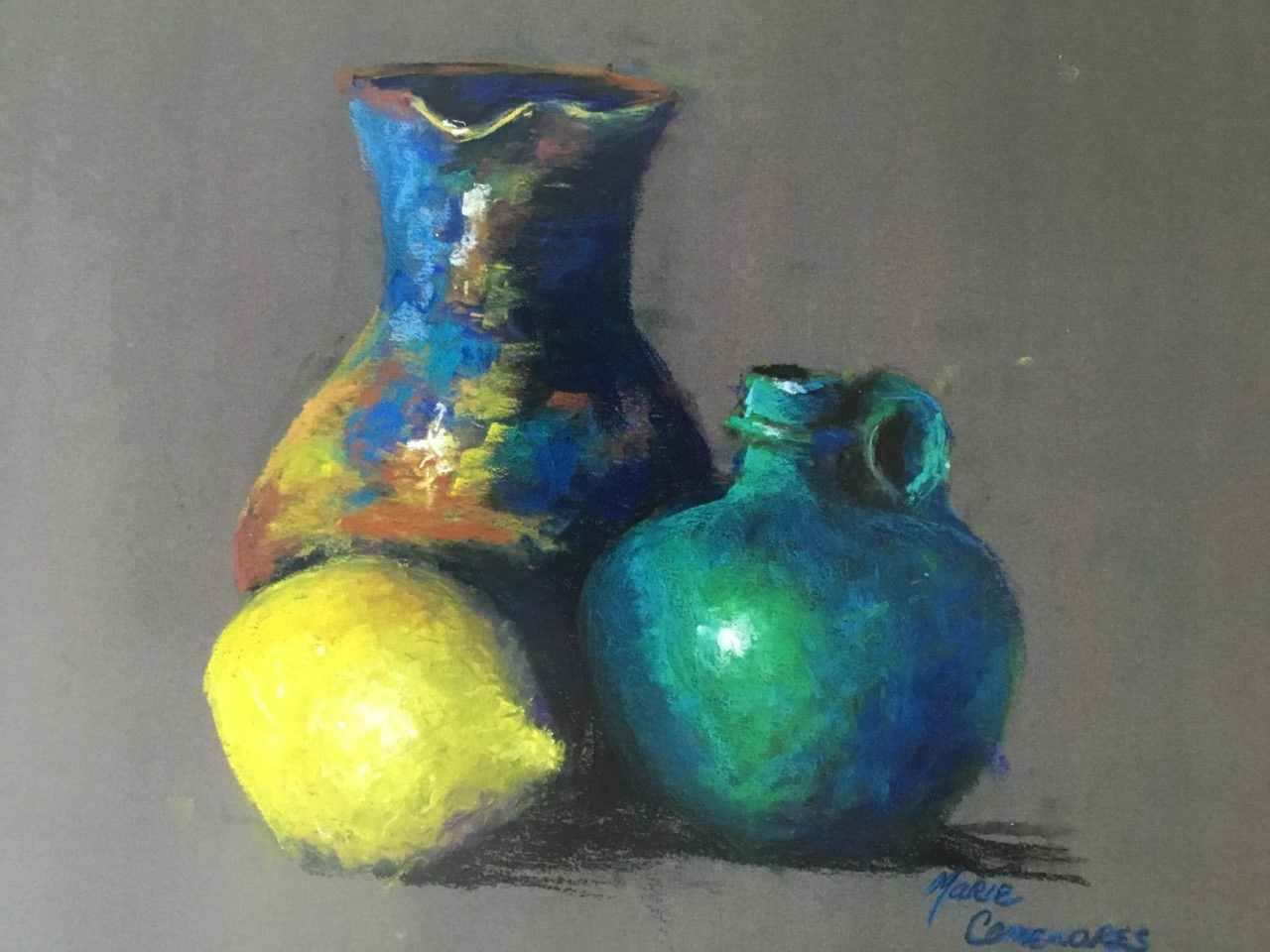 Still Life by Maire Camenares