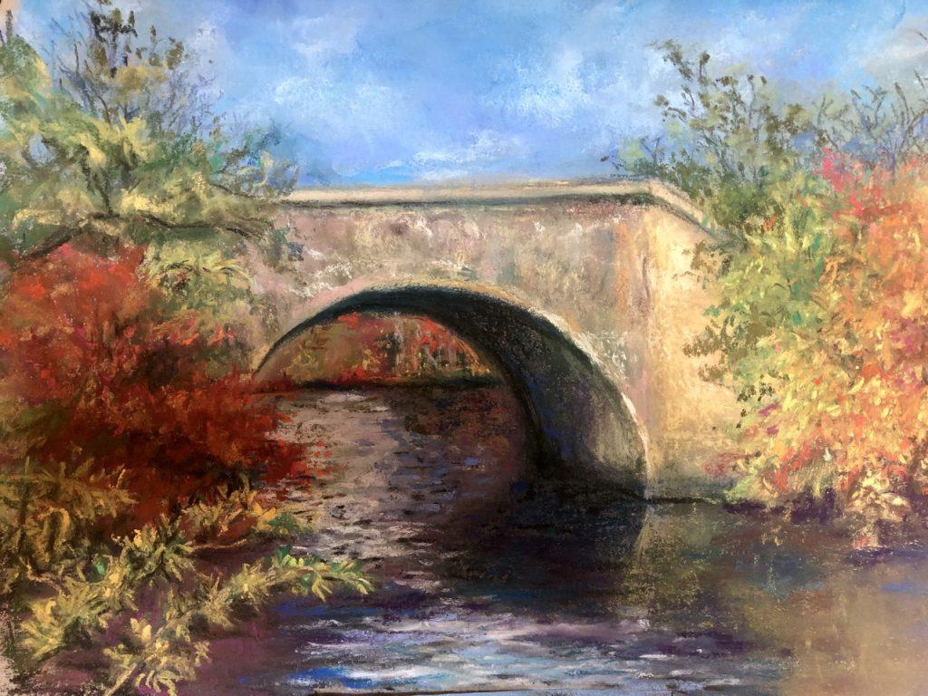 Wertheim Bridge by Maire Camenares