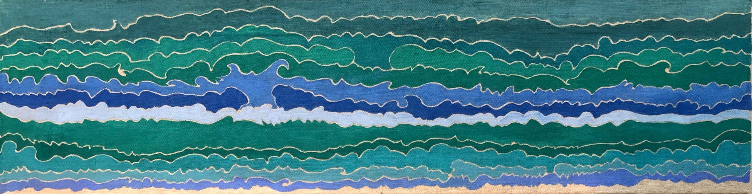striation heading-Art by Eileen Butler