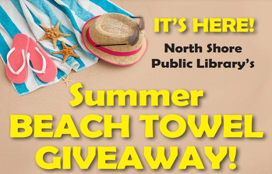 Summer Beach Towel Giveaway!