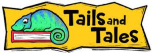 Summer Reading Club Tails and Tales Symbol